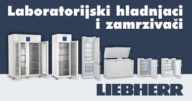 Laboratorijski hladnjaci i zamrzivači